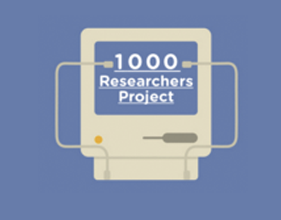 1000 Researchers Project