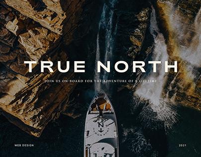 True North Web Design - Travel Website