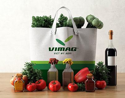 VIMAG: Brand Identity
