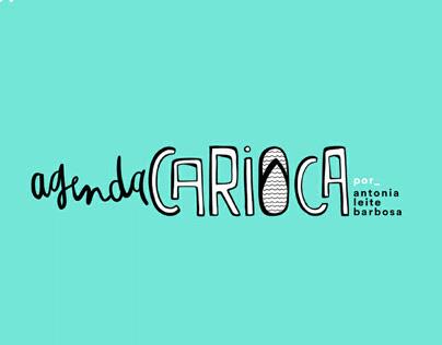 Agenda Carioca - Rebranding