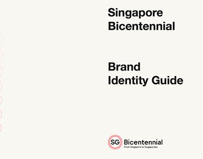 Singapore Bicentennial — Brand Identity Guide