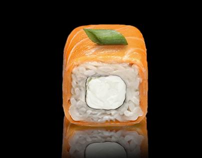 Sushi | photo, retouch