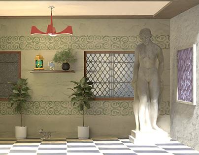 AMES ROOM - Visual Ergonomics