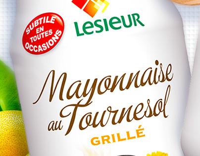 LESIEUR Sauces - BRAND PACKAGING / FRANCE