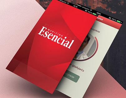 Medicina Esencial Mobile App