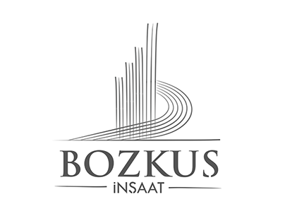Bozkus Insaat Logo Design