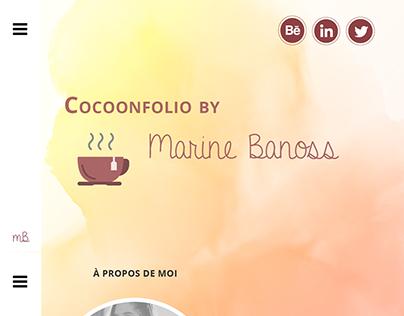 Webdesign - Cocoofolio