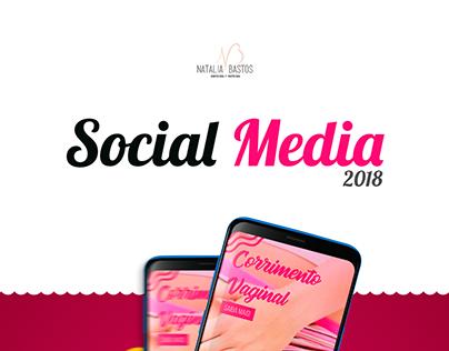 SOCIAL MEDIA - DRª. NATALIA BASTOS