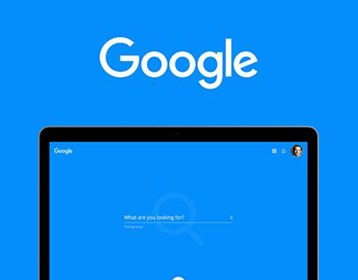 Google | Search Concept