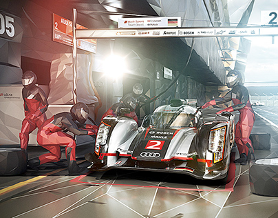 Audi Motorsport calendar