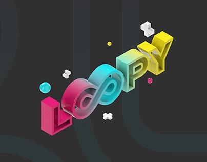 Loopy - Website redesign & re-branding
