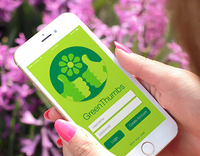 App Design: GreenThumbs