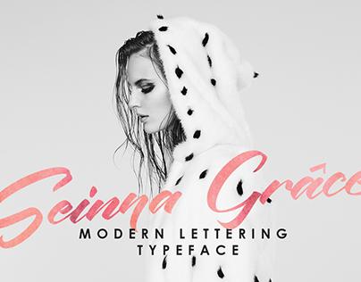 Seinna Grace Script