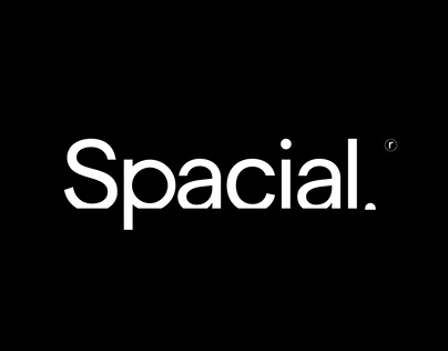 New logo for Spacial. Two rejected versions