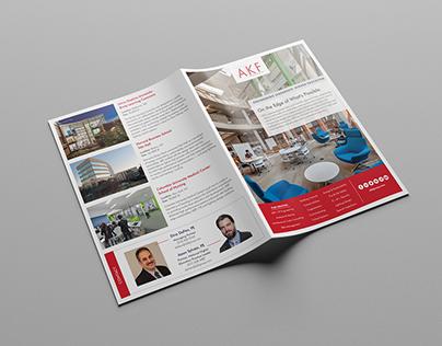AKF Brochures