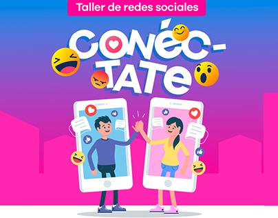 Conéctate - Social Media | Campaña