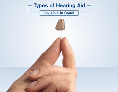 Hearing Aid IIC