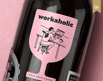 Workaholic Packaging