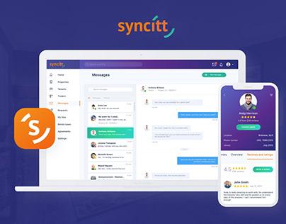 Syncitt - Property Management