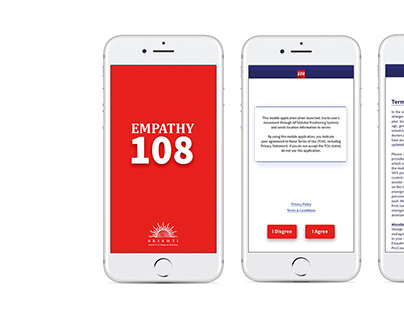 Empathy 108 - Mobile App/Emergency Services