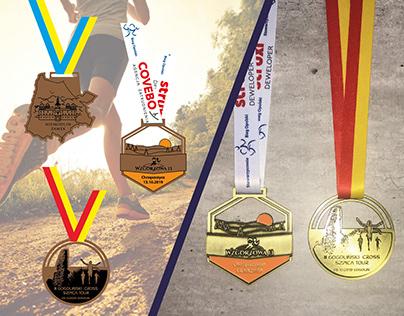 medale na imprezy biegowe