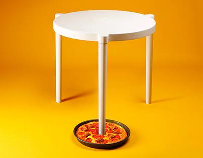SÄVA - Pizza Hut x IKEA