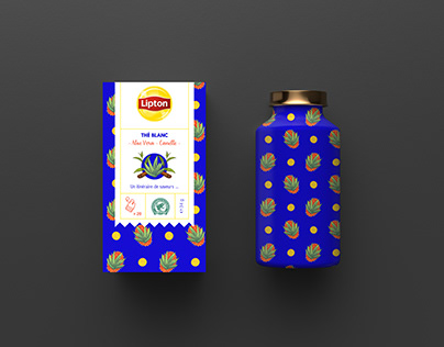 Packaging Lipton