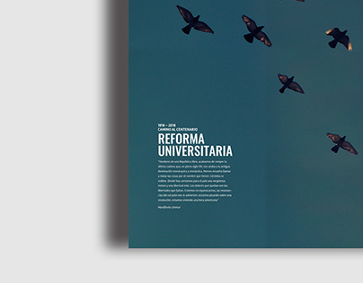 Reforma Universitaria | Concurso UNJu