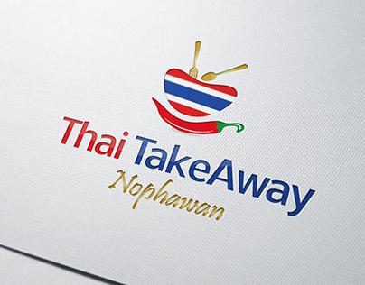 Logo - Thai TakeAway Nophawan
