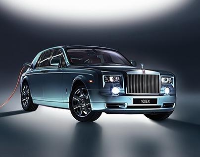 Rolls-Royce Electric Luxury