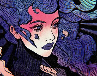 Digital Watercolors