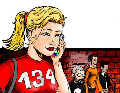 Comic Manual de Seguridad