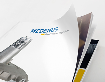 MEDENUS - Corporate Redesign