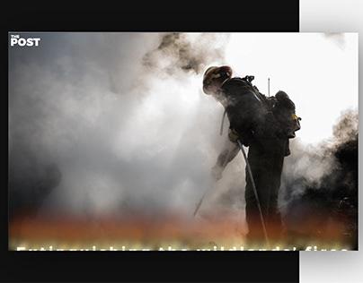 Extinguishing the Wildlands' Fires