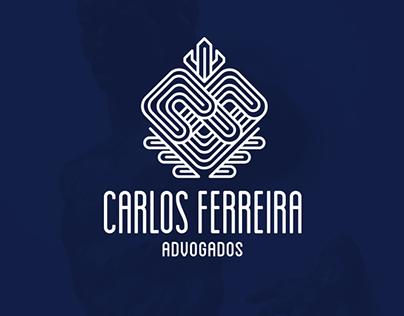 Carlos Ferreira Advogados - Identidade visual