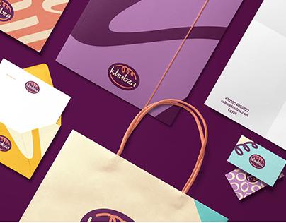 Khubza Brand Identity Design.
