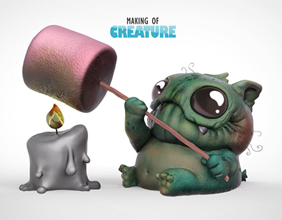 Making Of Creature