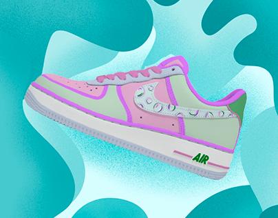 Branding & Shoes