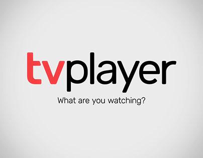 TV Player advert