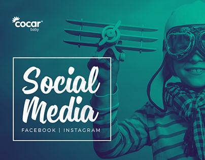 Social Media Cocar Baby