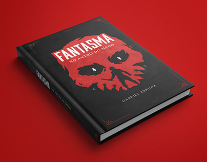 Fantasma - Book cover design