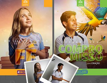 PMDE - Direção de Arte + Fusão de Imagens + Fotografia.