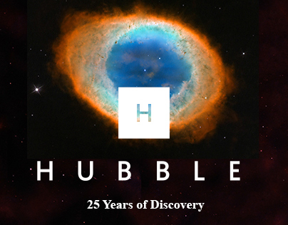 Hubble Telescope - Anniversary Website