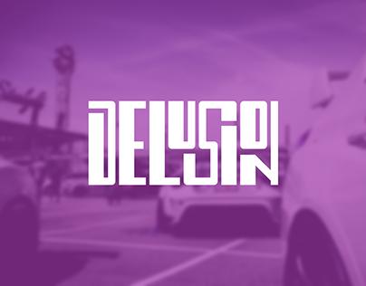 Delusion - Brand Identity