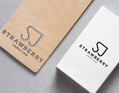 Strawberry Junction | Branding