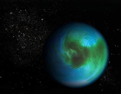 Wander Space Probe