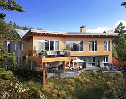 Canada house 03