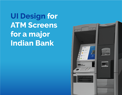 NCR - ATM Screen Design