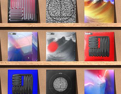 "Secret 7"" Vinyl Designs"