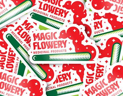 Magic Flowery   Brand Identity - Packaging